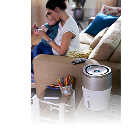 Philips Air Humidifier-1