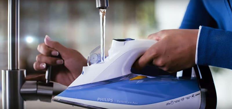 """Результат пошуку зображень за запитом """"Очистка утюга Philips"""""""