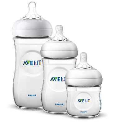 Дитяча пляшечка Avent Natural