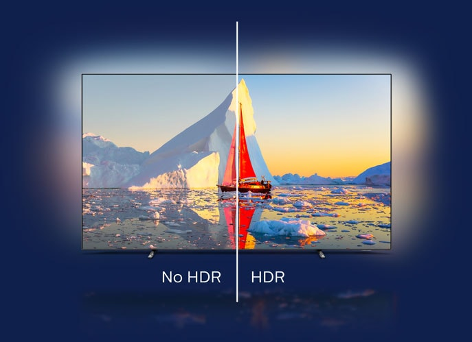 HDR OLED-телевізор Philips з HDR10+