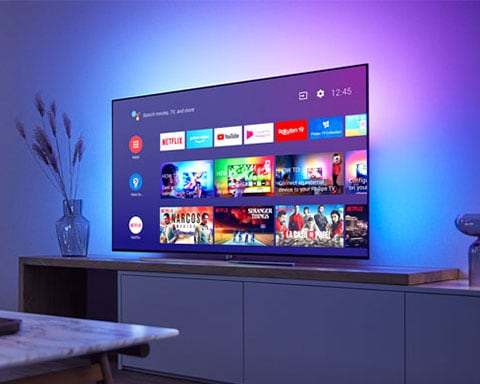 Smart TV на базе Android